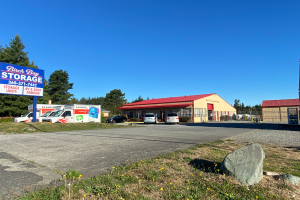 Birch Bay Self Storage Facility